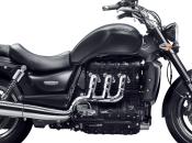 Nuova Triumph Roadster, motocicletta motore serie grande mondo