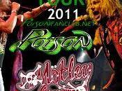 Motley Crue Tour Poison? risponde Tommy