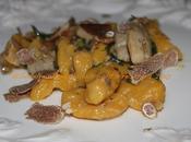 Gnocchi zucca funghi tartufo