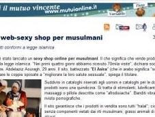 Aia, web-sexy shop musulmani