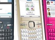 Nokia C3-00: nuovo firmware v.07.20