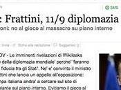 Franco Frattini: volemose bene