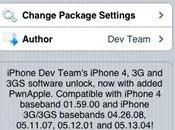 Sbloccare baseband 5.14.02 5.15.04 iPhone Ultrasn0w