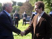 TFF28 presidenti l'amicizia interessata Tony Blair Bill Clinton