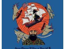 """solito fumetto: Miglior Nemico. Storia delle relazioni Stati Uniti Medio Oriente""""."""