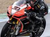 Superbike: positivi test Aprilia Racing circuito Jerez Frontera
