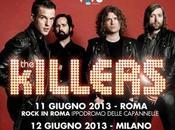 Killers giugno Roma