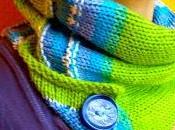 altro lavoro maglia, scaldacollo