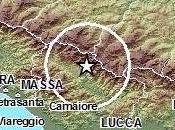 Scossa terremoto Toscana Emilia.