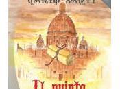 recensioni Scrittevolmente: QUINTO VANGELO Carlo Santi