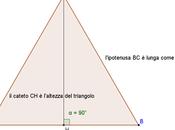 Come calcolare l'area triangolo equilatero sapendo lato