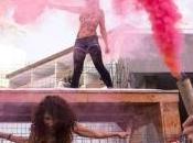 video delle 'Femen' assaltano World Economic Forum, seno nudo meno gradi sotto zero
