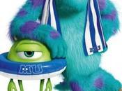 nuovi poster internazionali dedicati Monsters University
