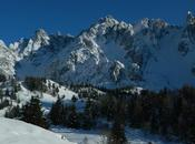 Scialpinismo Scalve: traversata Gardena Campioncino