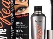 Mascara They're real! Benefit