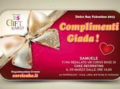 Gift card valentino