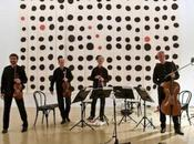 Secondo Quartetto Morton Feldman Museo Rivoli