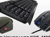 Corsair Vengeance K95, M65: nuova serie mouse tastiere gamers