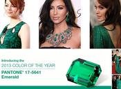 Tendenza 2013: EMERALD GREEN