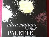 Sleek Ultra Mattes Darkes Palette