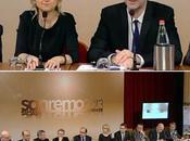 """Sanremo 2013, Festival della """"spending review"""". Fazio: """"Unire apparentemente stare insieme"""""""