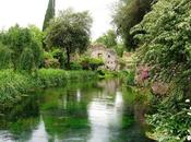 nostra Ninfa primi giardini belli mondo!