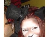 Idee Carnevale Trucco Gatto trucco Leopardo?