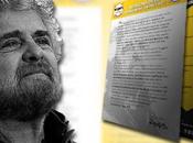 Lettera agli italiani Beppe Grillo