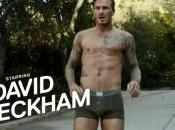 David Beckham mutande nuovo spot
