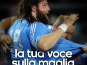 Maglia Italia rugby, adidas metterà voce 2014