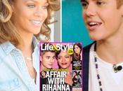 Clamorosa questione tradimenti triangolo Rihanna Selena Gomez Justin Bieber