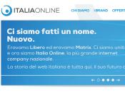 Italia OnLine, rinata Libero Matrix