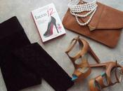 Haul: book, pants, necklace, shoes, pochette