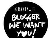 GRAZIA.IT Blogger want you! PROVO!