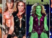 Beyoncé star Super Bowl: Hulk #paura