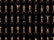 nuovo poster celebrativo lunga notte degli Oscar 2013