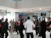 Balli coppia gruppo evento convenzionale centro commerciale Sarajevo