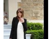 Sanremo: inizia Rafaeli, Carla Bruni Beppe Fiorello