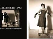 Wardrobe Fittings  Naomi Campbell Steven Meisel Vogue Italia February 2013