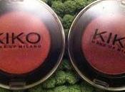 Ombretti Kiko Eyeshadow Ombretto alta pigmentazione Bordeaux Perlato Rame