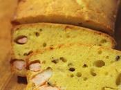 Cake salato gamberi zafferano