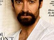 Hugh Jackman tanto pizzetto protagonista della cover Hollywood Reporter