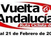Vuelta Andalucia: tappe partenti