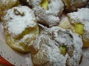 Bignè fritti ripieni crema tradizionali bignè romani Giuseppe