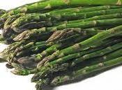 Insalata asparagi, patate uova camicia Secondo Quaresima