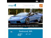 L'app msn.com arriva windows phone