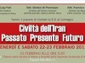Convegno civiltà dell'iran passato presente futuro