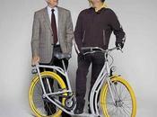 biciclette gialle Philippe Starck Bordeaux
