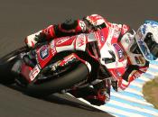 Superbike, Phillip Island: prima giornata sfortunata Team Ducati Alstare