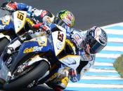 Superbike, Phillip Island: venerdì positivo Motorrad GoldBet Team